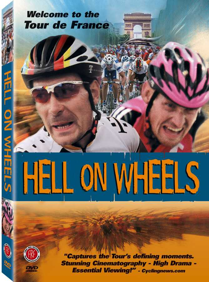 HELL ON WHEELS BY ARMSTRONG,LANCE (DVD)