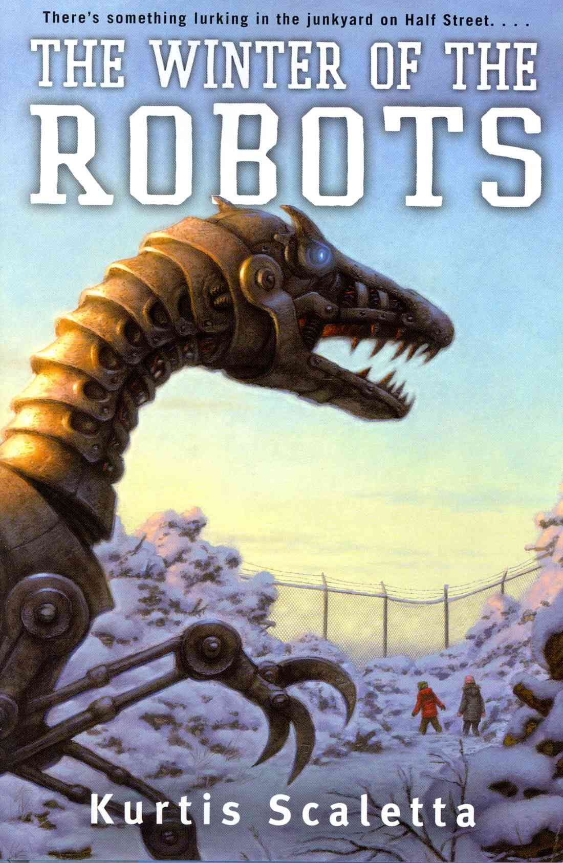 The Winter of the Robots By Scaletta, Kurtis